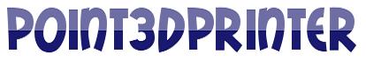 point3dprinter logo