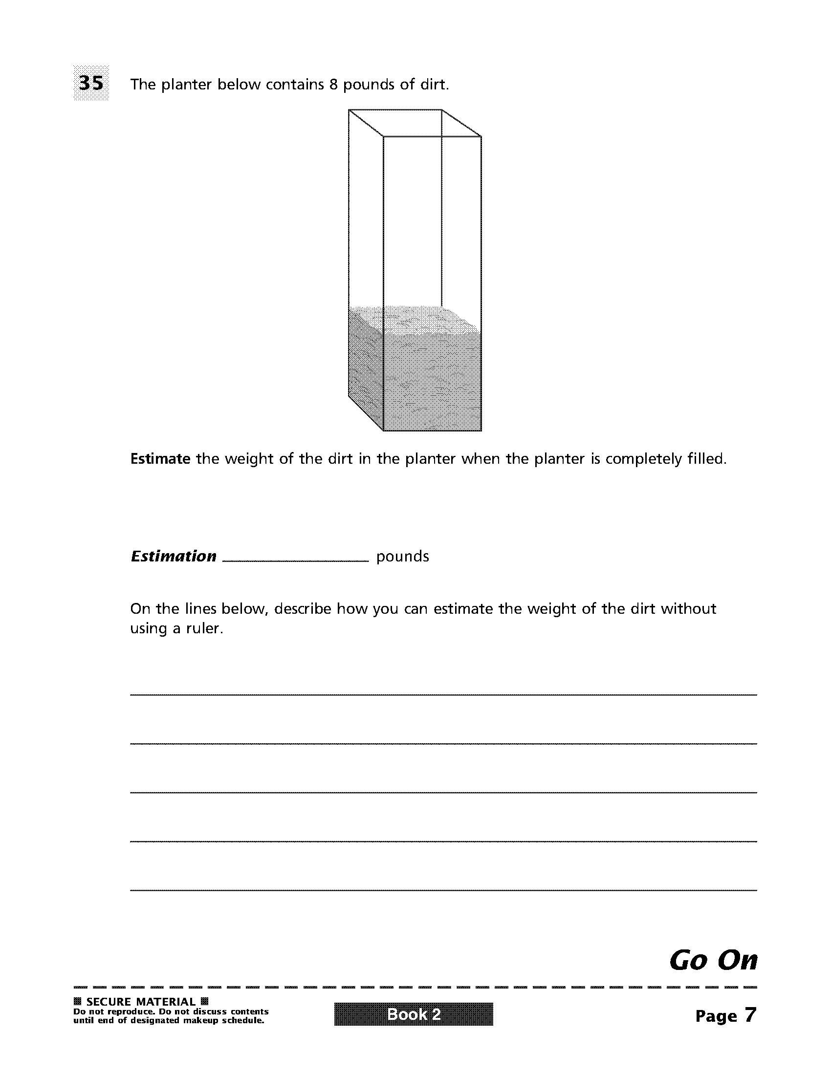 7th Grade Diagnostic English Test
