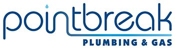 Pointbreak Plumbing & Gas Logo