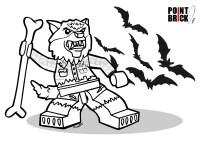 Point Brick Blog: Disegni da Colorare LEGO: Halloween ...
