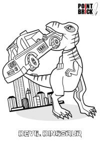 Jurassic World Da Colorare Disegni Da Colorare Jurassic World