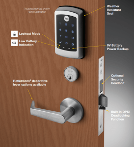 new smart lock options available from