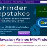 Hawaiian Miles Toolbar Gets Downgraded