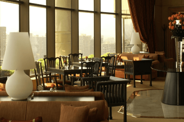 Grand Hyatt Santiago Club Lounge