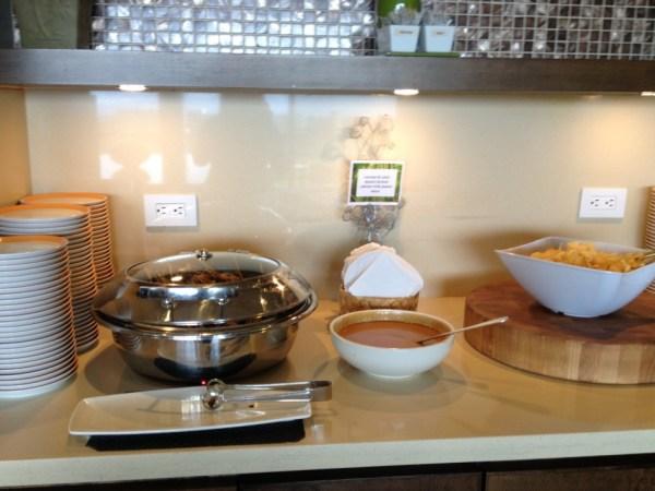 Hyatt Regency Maui Regency Club Lounge Chicken Curry Skewers