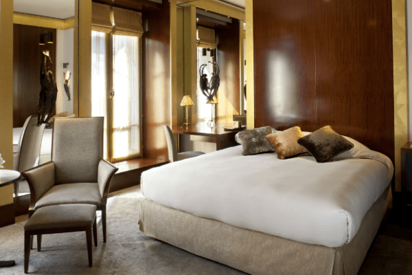 Park Hyatt Paris Vendome Park Queen Room