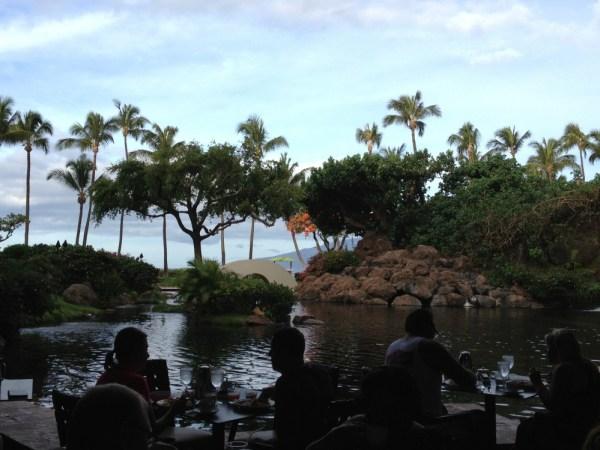 Hyatt Regency Maui: Swan Court Breakfast Buffet