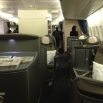 Flying a Teenager in a Premium Cabin: Is it Excessive?
