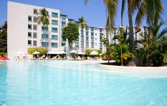 Best IHG Rewards Club Hotel Redemptions Holiday Inn Ixtapa Mexico