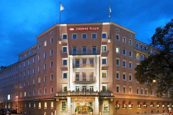 Crowne Plaza Salzburg The Pitter IHG Rewards Club