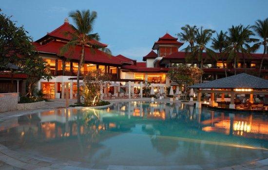Holiday Inn Resort Baruna Bali Exterior