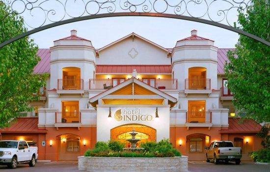 IHG Rewards Club Hotel Indigo San Antonio-Riverwalk Exterior