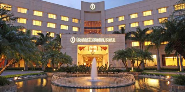 Intercontinental San Jose Real Hotel & Club Tower IHG Rewards Club