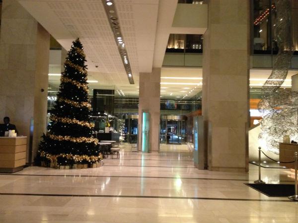 Hilton Sydney Lobby