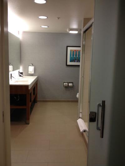 Boardroom Suite Bathroom