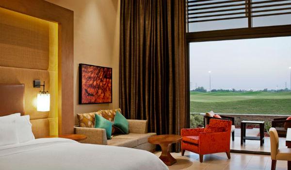 Westin Abu Dhabi Golf Resort & Spa Deluxe Room Source: Hotel website