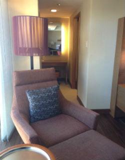 Grand Hyatt SF Club King Room