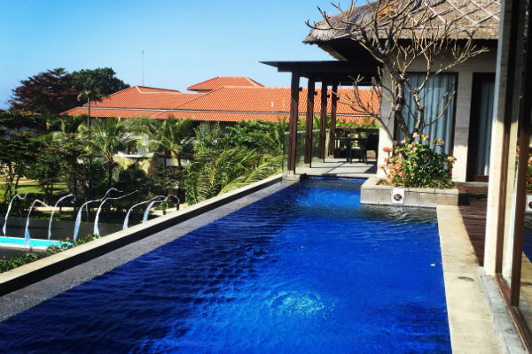 Conrad Bali Penthouse Suite