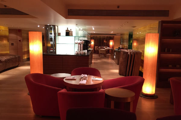 Grand Club Lounge Seating