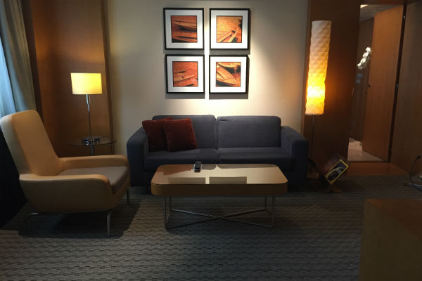 Grand Hyatt Singapore Grand Deluxe Room