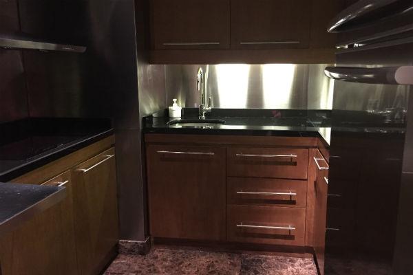 Grand Corporate Suite Kitchen