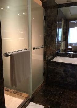 Hyatt Singapore Grand Deluxe Room Shower