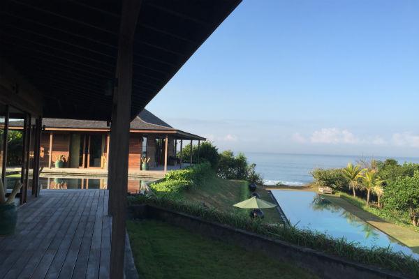 Villa Bulung Daya exterior