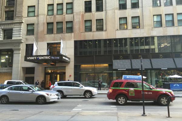 Hyatt Centric The Loop Chicago Downtown