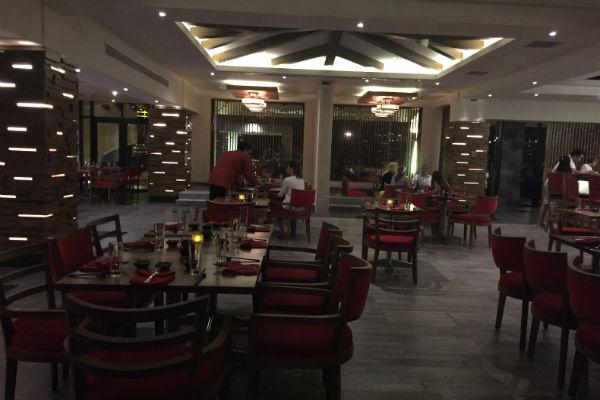 Hyatt Ziva Los Cabos Japanese Restaurant