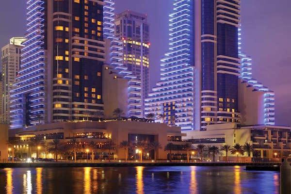 Best Category 6 SPG Grosvenor House Dubai