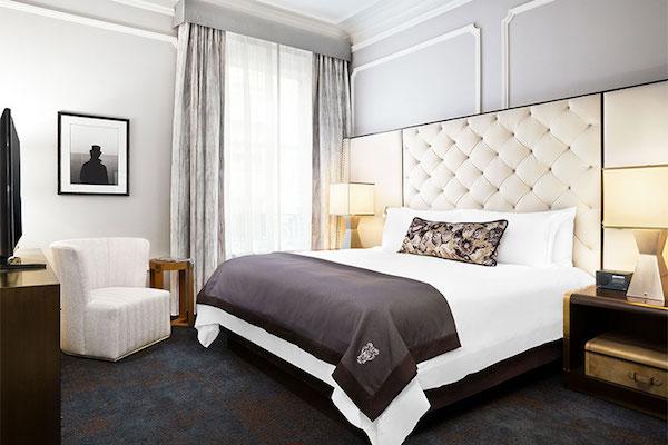 Best Category 6 SPG Hotel Palace Hotel San Francisco