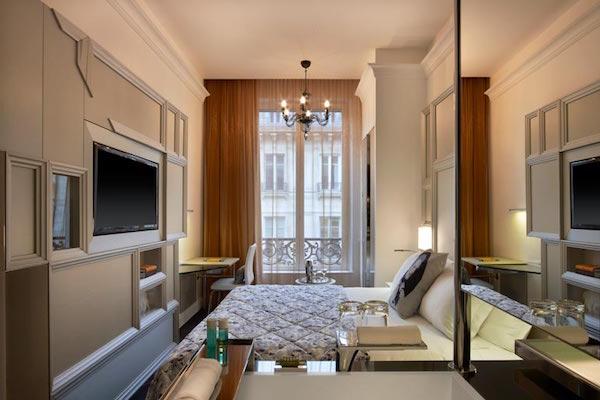 Best Category 6 SPG W Paris Opera Cozy Room