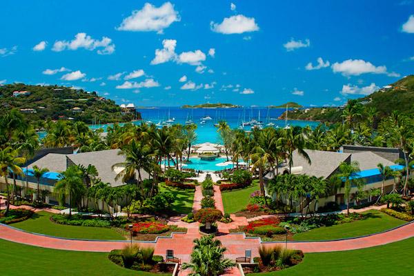 Best Category 6 SPG Hotels Westin St. John Villas