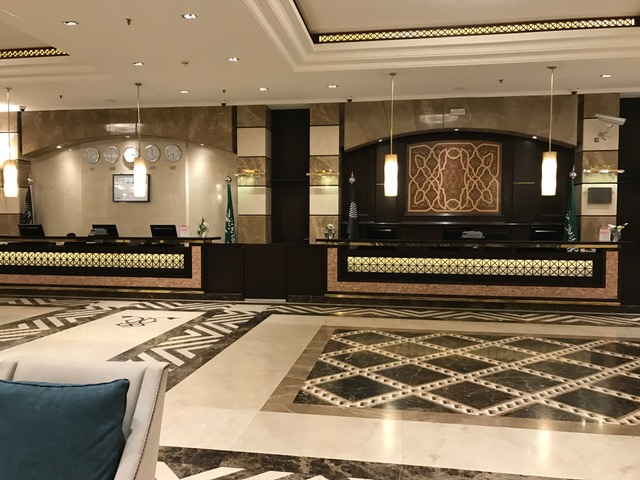 Pullman ZamZam Madinah Hotel Lobby
