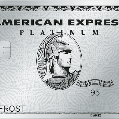 Amex Platinum Card Metal