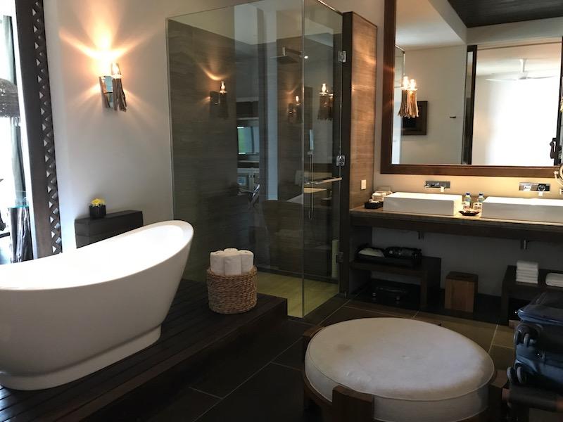 Master Suite Bathroom Nizuc Cancun
