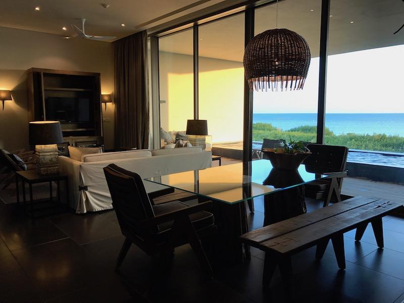 Nizuc Cancun Master Suite Living Room