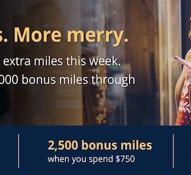 5000 United Miles Shopping Portal Bonus