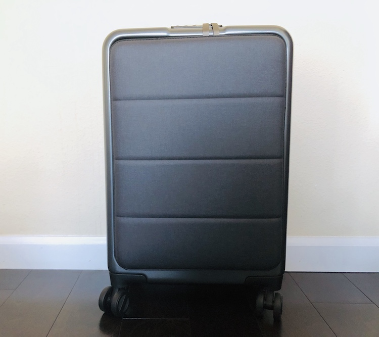 Review of Xiaomi 90FUN Passport Hardside Carry-on Bag with Front Pocket
