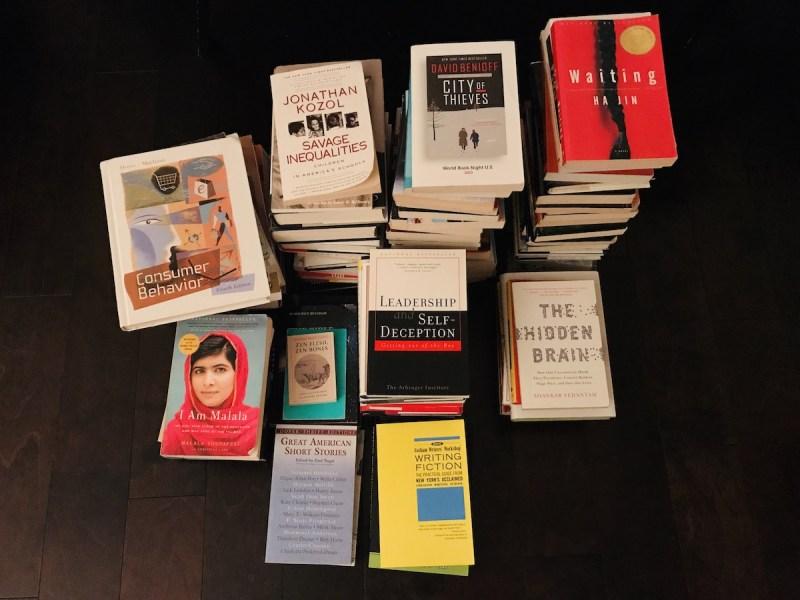 Travel books inspiration
