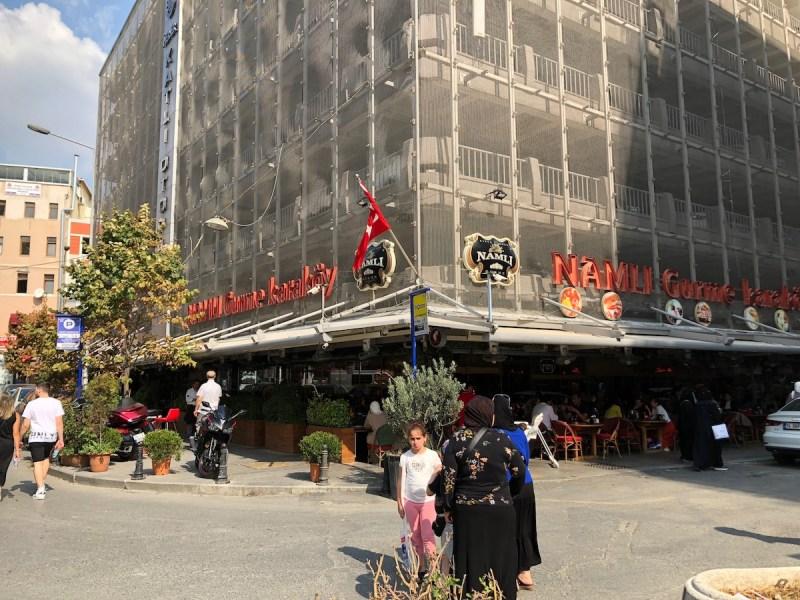 Review Namli Gurme Restaurant Istanbul