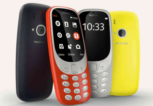 nokia 3310 THE LEGEND IS BACK – NOKIA 3310 Nokia 3310 300x208