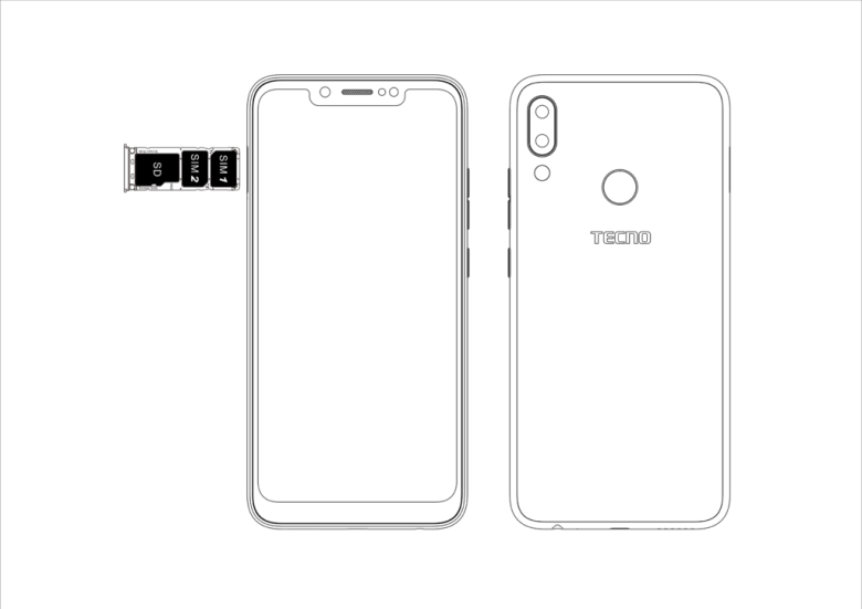 tecno camon c11: specification & price Tecno Camon C11: Specification & Price TECNO Camon C11 Sim Tray
