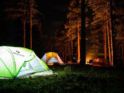 Camping Greece