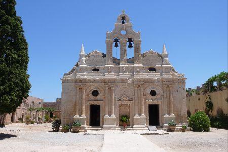 Arkadi Monastery, Crete Rethymnon
