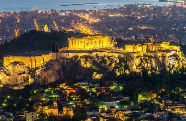 Athens Attractions