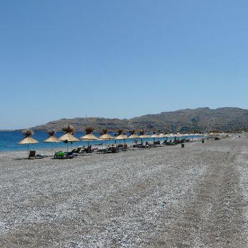 Atrium Beach Rhodes Beaches