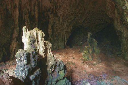 Skotino cave