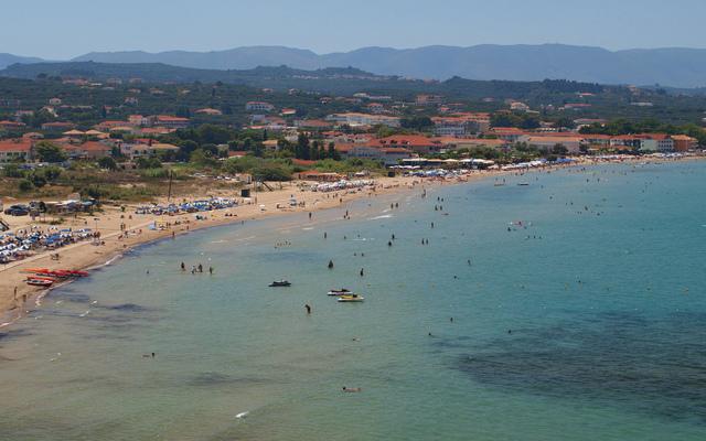 Tsilivi Beach-ZAKYNTHOS BEACHES