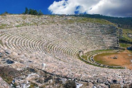 Ancient Theatre Ioannina
